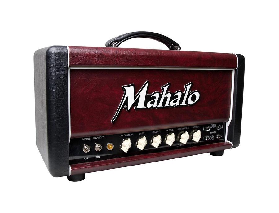 Mahalo VMW 38w Guitar Tube Head