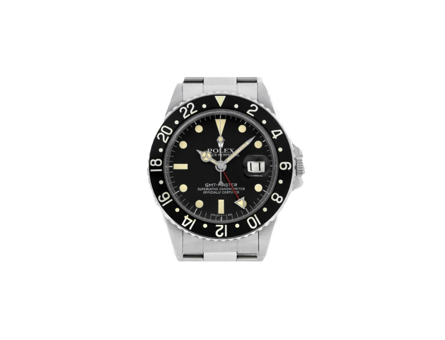 Rolex GMT Master Reference 1675 Watch