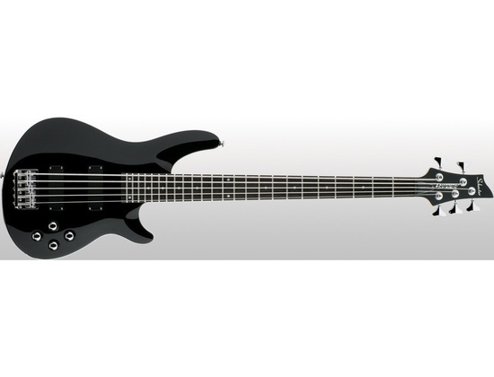 Schecter Diamond Series Omen 5 Black