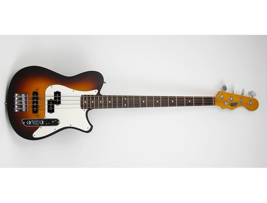 WILD-TV Sunburst Bass