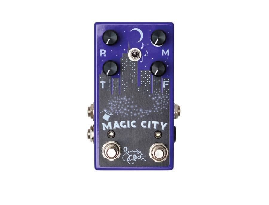 Swindler effects magic city delay xl