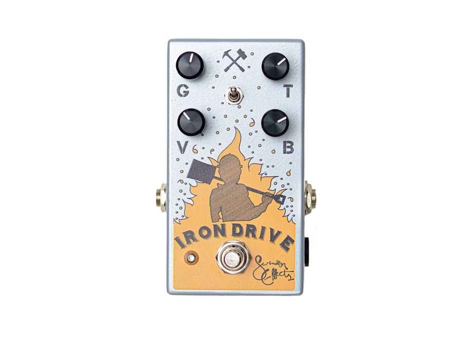 Swindler Effects Iron Drive