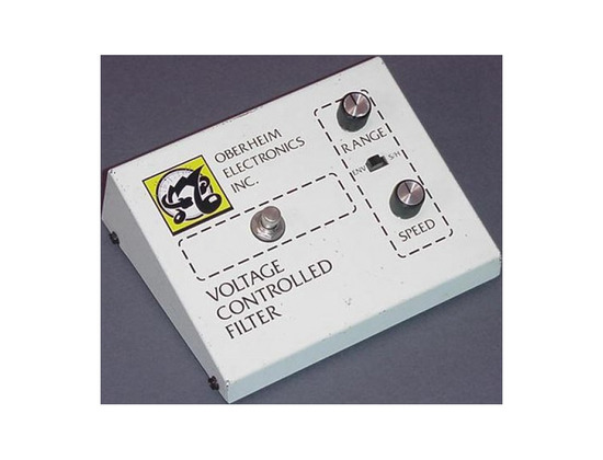 Oberheim VCF (voltage control filter)