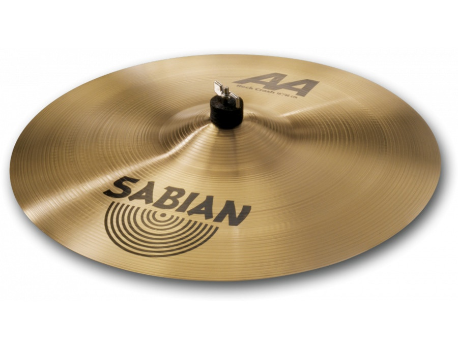 Sabian AA 19'' Medium Crash