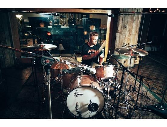 Gretsch USA Custom Drumkit (Aaron Gillespie