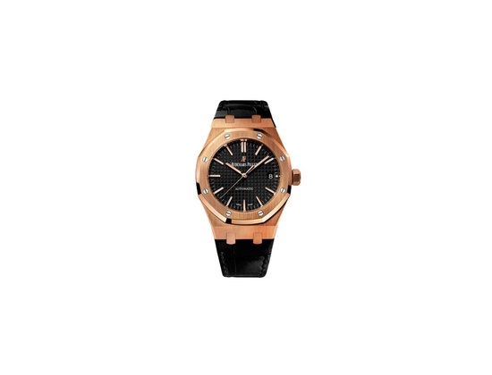 Audemars Piguet Royal Oak Rose Gold Reference 15400 Watch