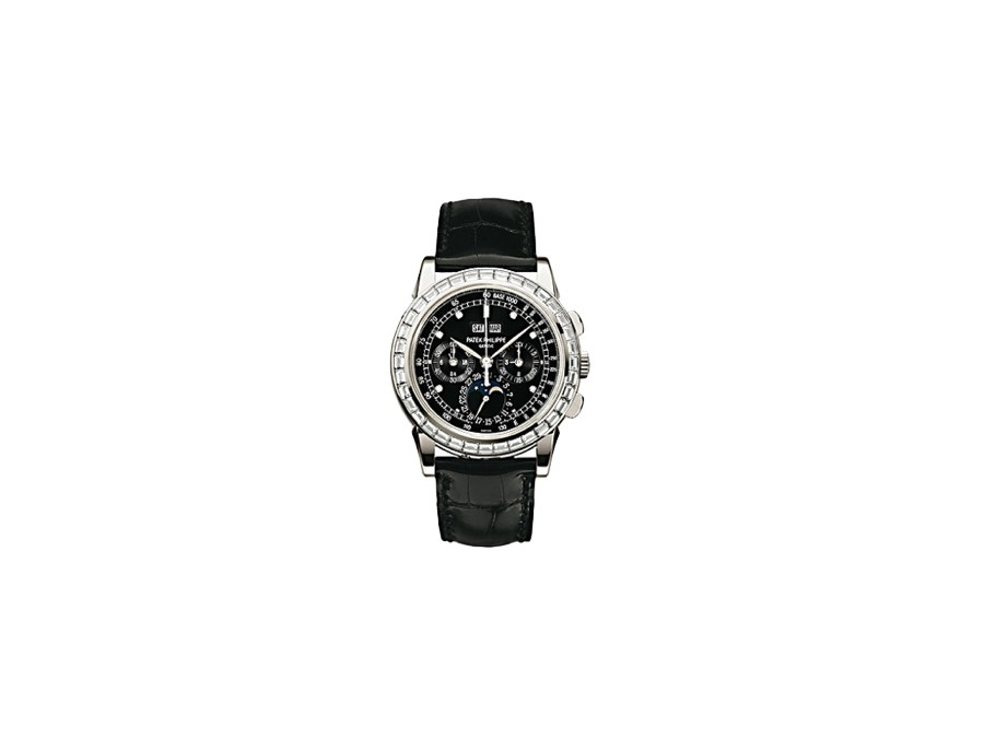 Patek Philippe Perpetual Calendar Chronograph Reference 5971 Watch