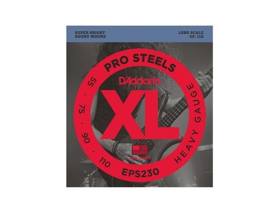 D'Addario EPS230 Pro Steels XL