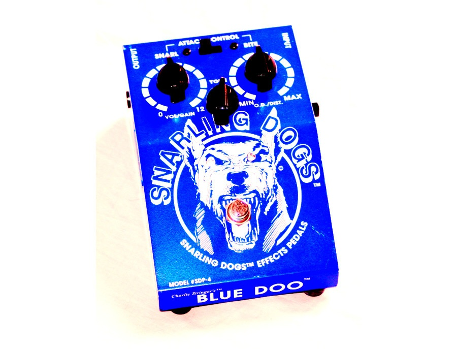 Snarling Dogs Blue Doo Tube Emulator SDP-4