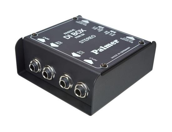 Palmer PAN 04 Stereo Passive DI Box