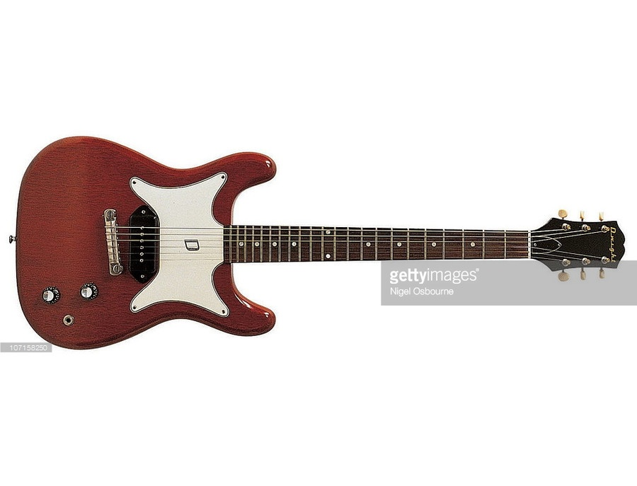 1962 dwight coronet guitar xl