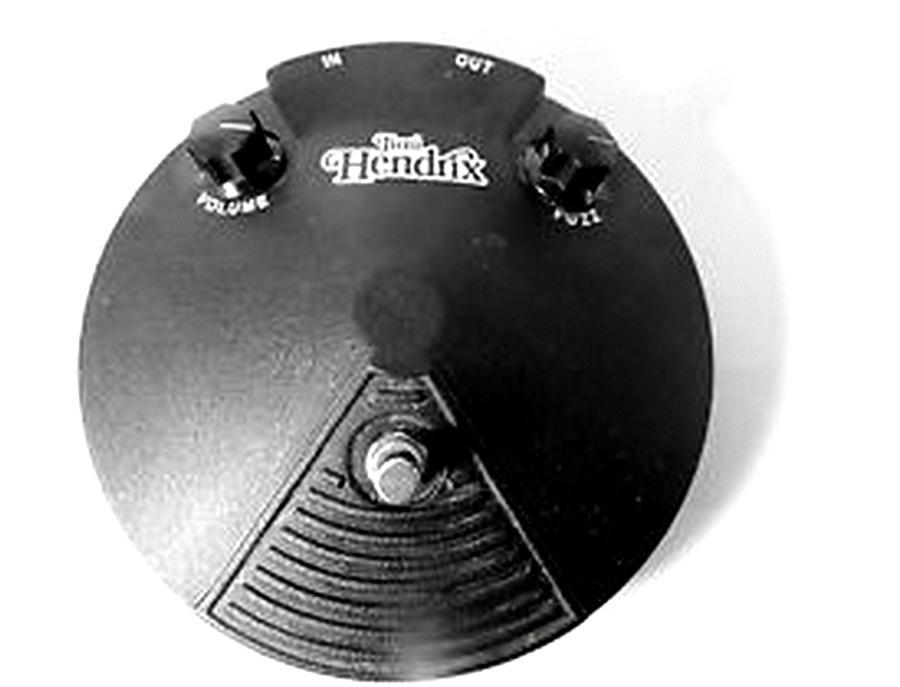 Dunlop Jimi Hendrix JH-2 Fuzz Face