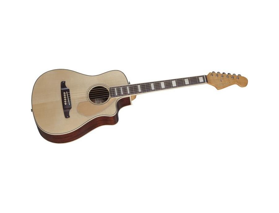 Fender Malibu SCE Natural