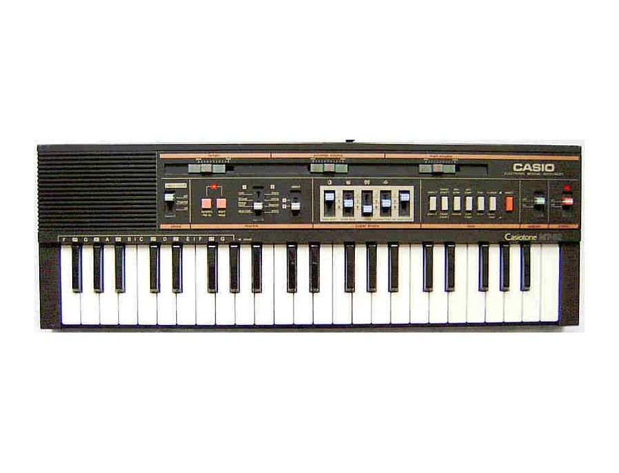 Casio Casiotone mt-52