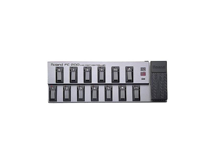 Roland FC-200 MIDI Foot Controller