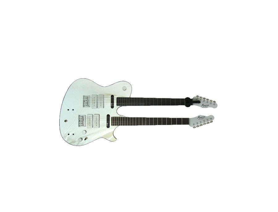 Manson Doubleneck Electric Guitar