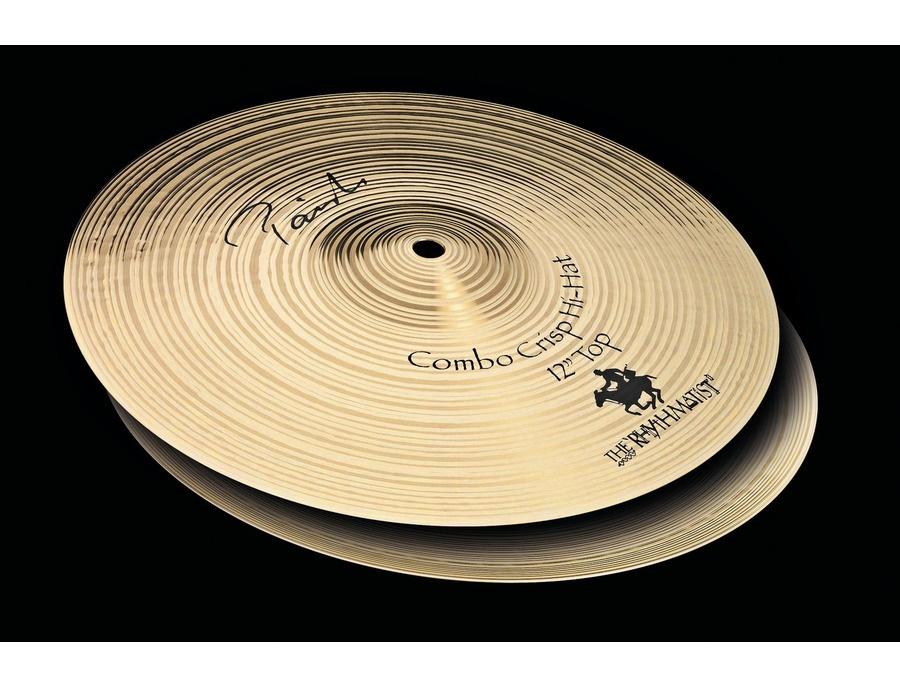 "Paiste Stewart Copeland Signature Combo Crisp Hi-Hats 12"""