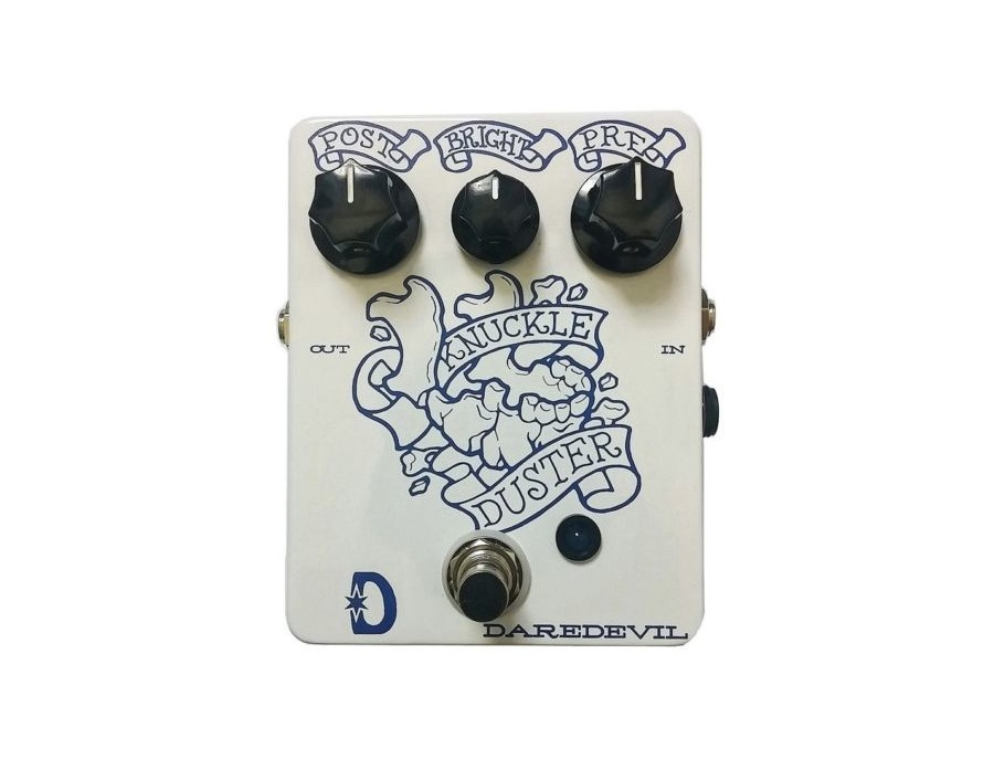 Daredevil Pedals Knuckle Duster