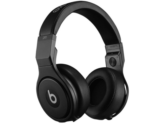 Beats Pro 2013 infinite black