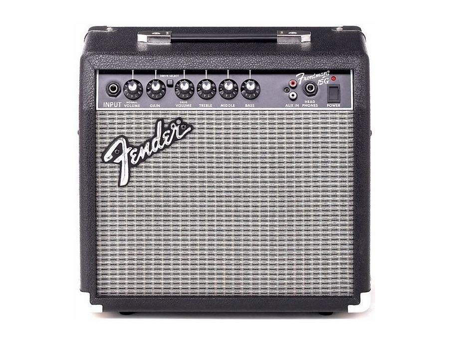 Fender frontman 15g xl