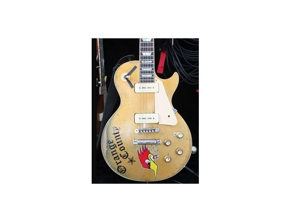1956 gibson les paul deluxe goldtop p90 mike ness xl