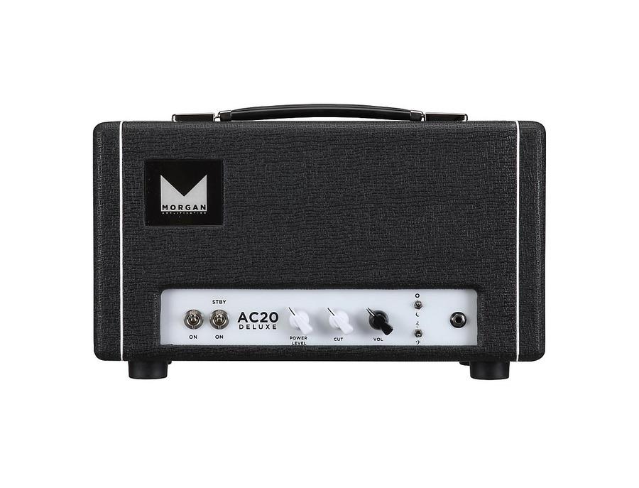 Morgan Amplification AC20 Deluxe 20W Tube Guitar Head