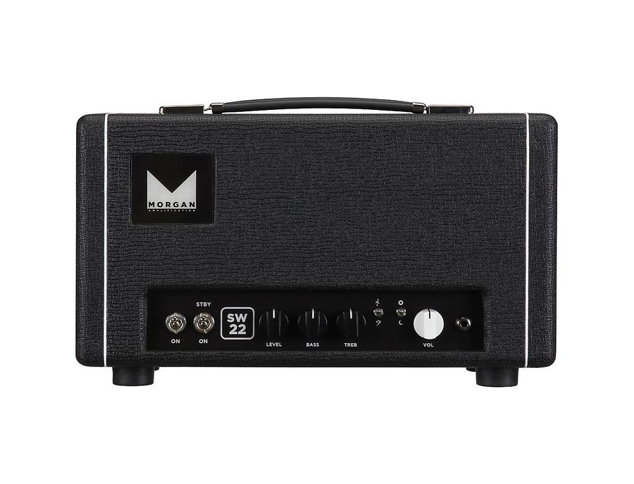 Morgan Amplification SW22 22W Tube Guitar Head