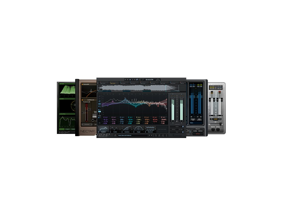 iZotope Music Production Bundle
