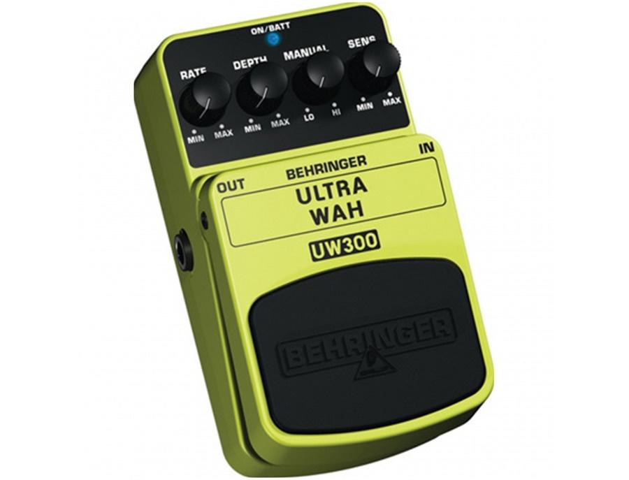 Behringer UW300 Ultra Wah