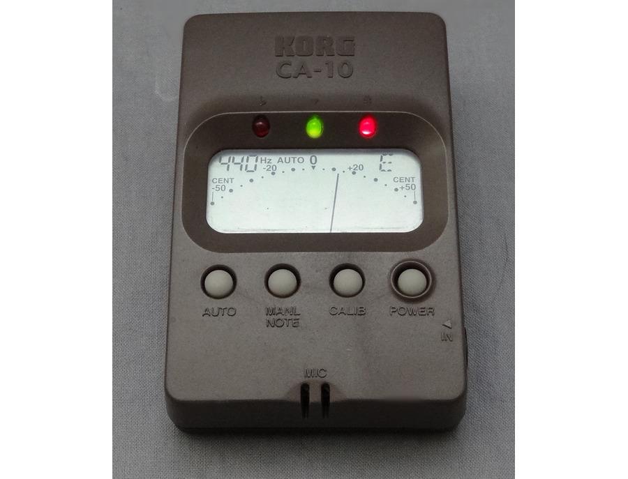 Korg CA-10 Tuner