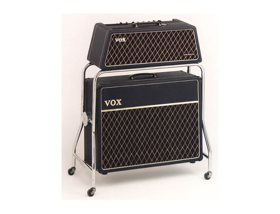 Vox AC-30 Super Twin Reverb with Top Boost