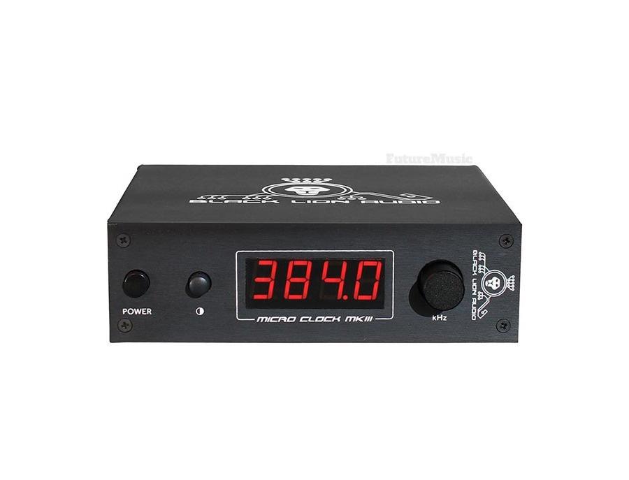 Black Lion Audio Micro Clock MK 3