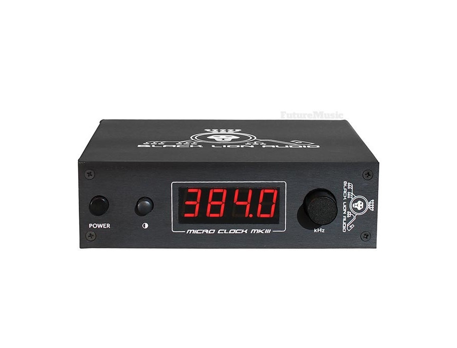 Black Lion Audio Micro Clock MK 3