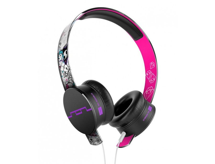 SOL REPUBLIC Toki Doki Tracks HD On-Ear Headphones