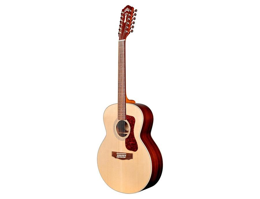 Guild F-1512E 12-String Acoustic-Electric Guitar