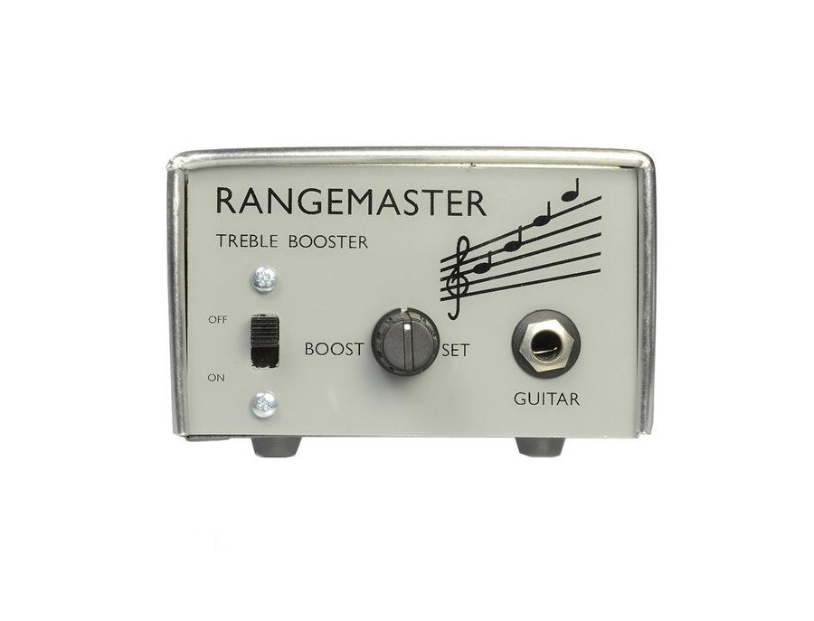 British Pedal Company Vintage Series Dallas Rangemaster Treble