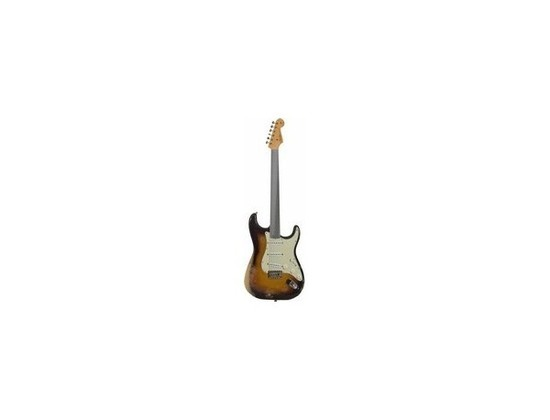 1959 Fender Stratocaster fretless