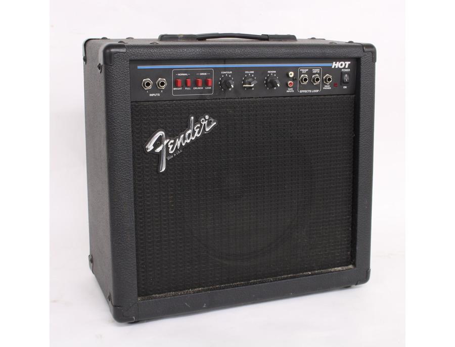 Fender HOT Guitar Combo Amplifier