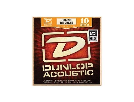 Dunlop 80/20 Bronze Extra Lt
