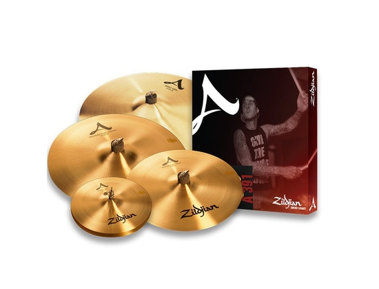 Zildjian A Series Box Set Sweet Ride