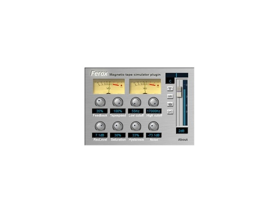 Ferox Tape Emulator VST