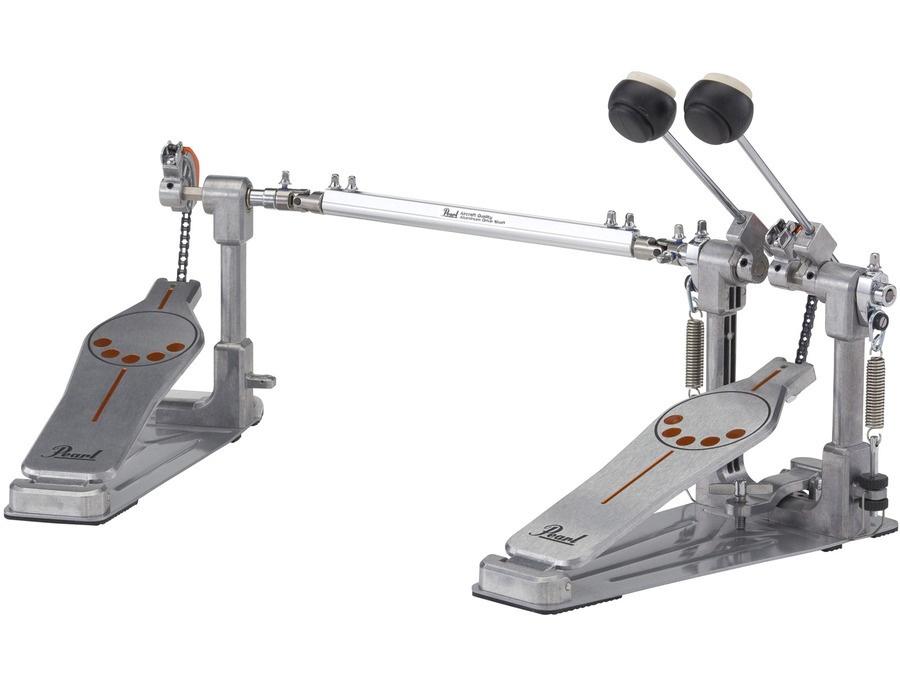 Pearl demonator double bass pedal xl