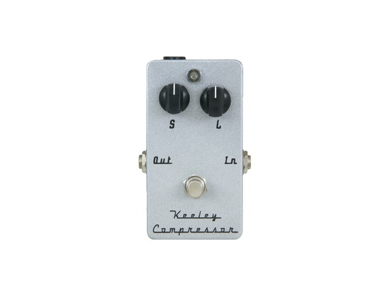 Keeley Compressor 2-Knob Effect Pedal