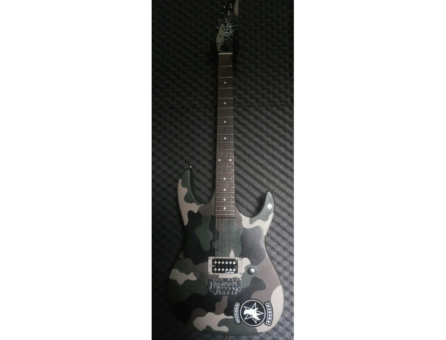 Ibanez TM Signature Guitar
