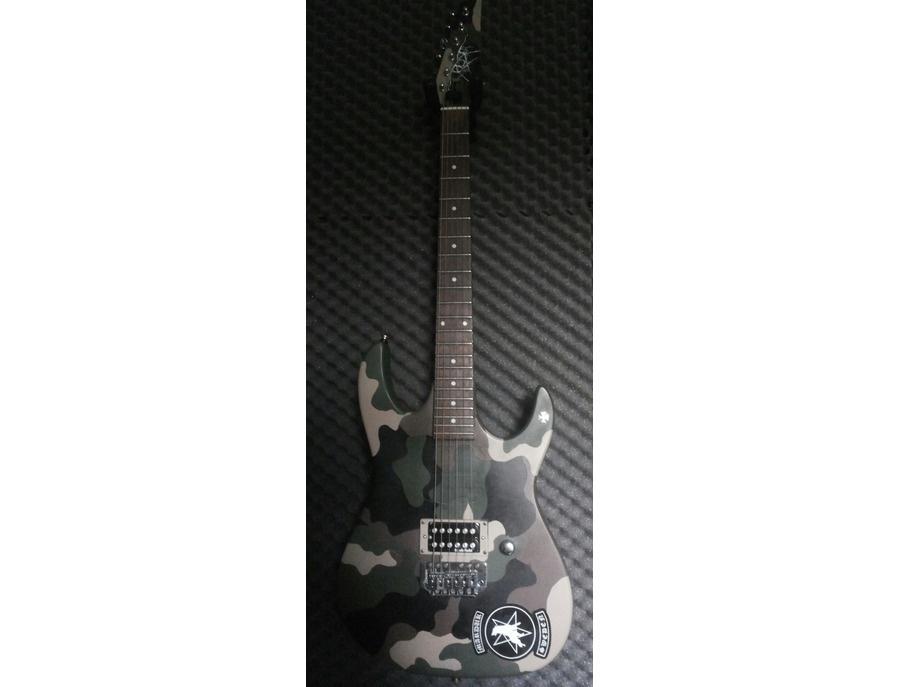 Ibanez TM Signature Guitar