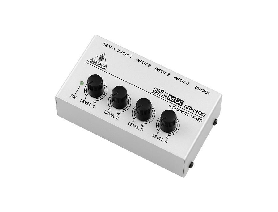 Behringer MICROMIX MX400