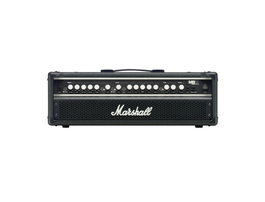 marshall mb450h 450w bass amp head reviews prices equipboard. Black Bedroom Furniture Sets. Home Design Ideas