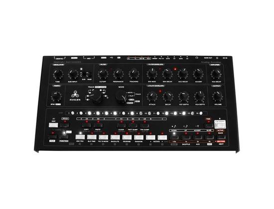 Abstrakt Instruments Avalon Black/Red