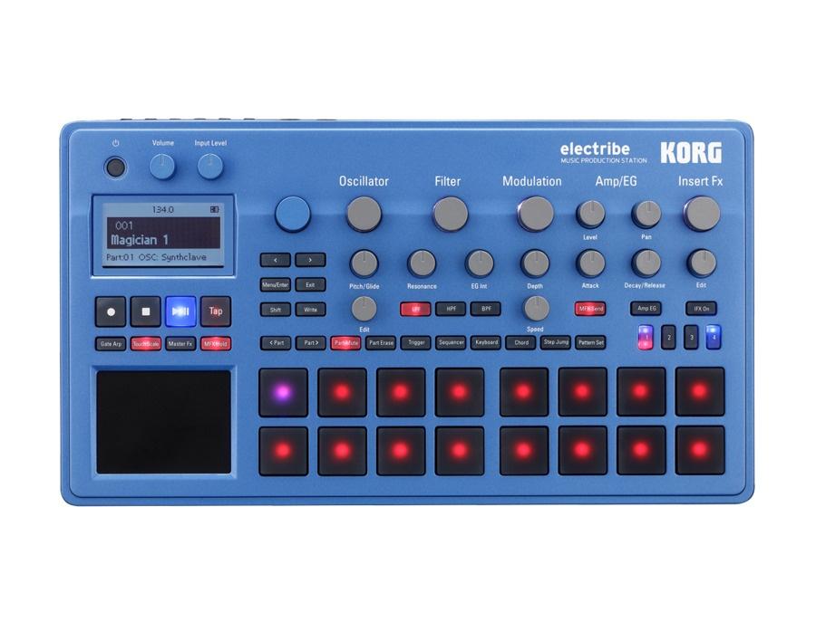 Korg electribe 2 blue xl