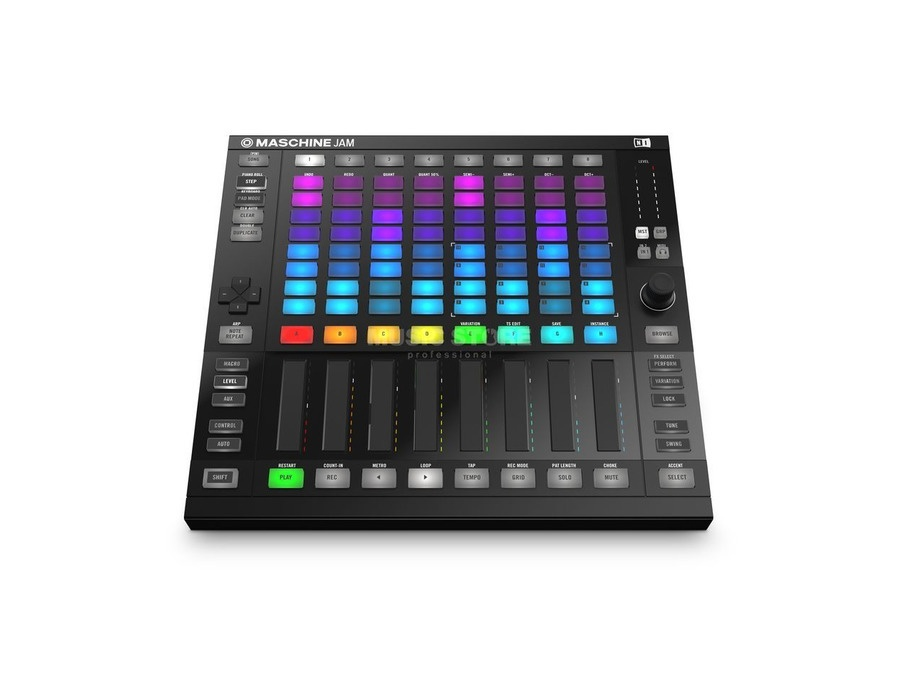 Native instruments maschine jam xl